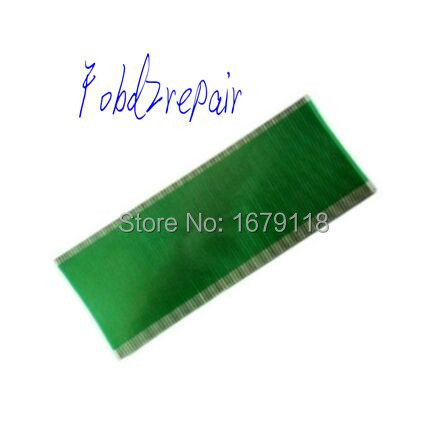 Fobd2repair 20pc DIY pixel fix spare parts lcd pixel repair for Opel GM Vauxhall LCD display ribbon flat cable(China (Mainland))