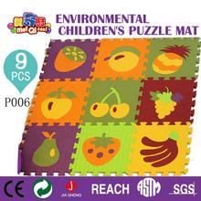 MEIQIKCOOL 30*30*1cm Educational Baby play Mat Puzzle mat Environmental Non-toxic Crawling Mat Kids Gym Play Mat Educational(China (Mainland))