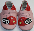 2016 new Animal Baby Moccasins Soft Moccs Baby Shoes Newborn firstwalker Anti slip Genuine Cow Leather