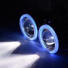 LHD 35W 2 8 Inch HID Bixenon Headlight font b Projector b font Lens Full Retrofit