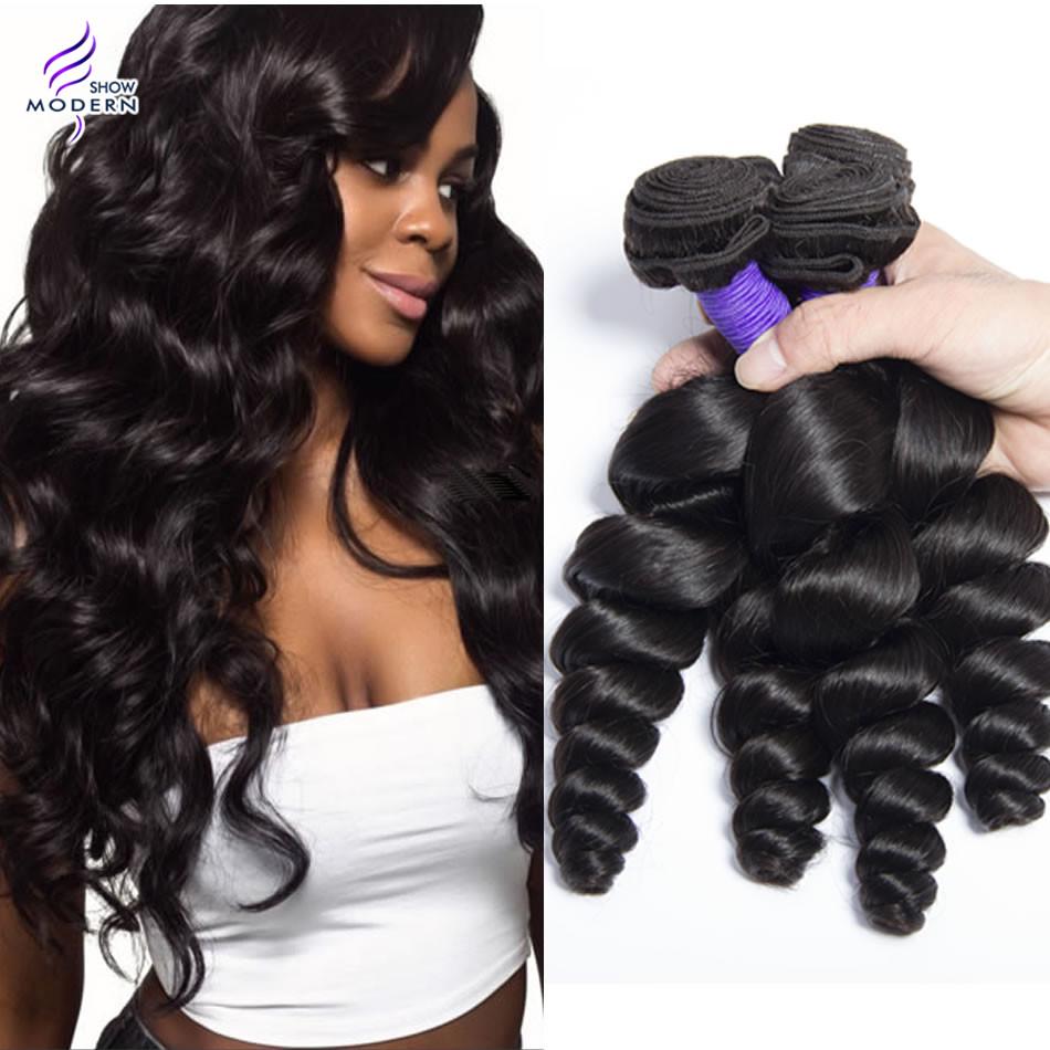 7A Grade Brazilian Virgin Hair,4pcs Lot,Rosa Hair Products,Unprocessed Virgin Brazilian Loose Wave Hair Bundles,Human hair <br><br>Aliexpress