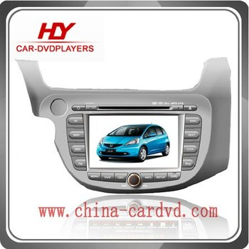 Special car dvd for Honda Jazz Hybrid with GPS
