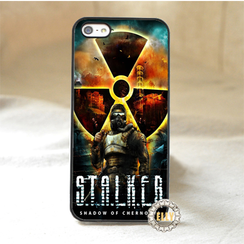 s.t.a.l.k.e.r. fashion mobile phone case cover for iphone 4 4s 5 5s 5c 6 6 plus 6s 6s plus *pH527(China (Mainland))