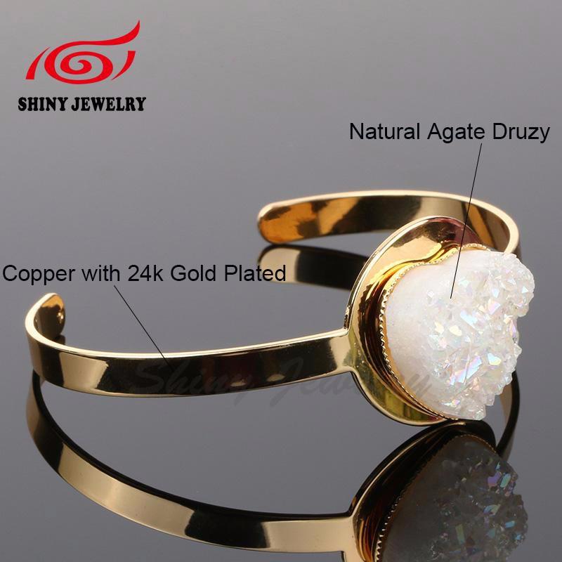24k gold plated bangle 2