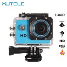 Action Digital Camera Camcorders 2.0 inch Waterproof Action Cam 720P HD Waterproof Helmet Sports Mini Camera Diving 30M Sport DV(China (Mainland))