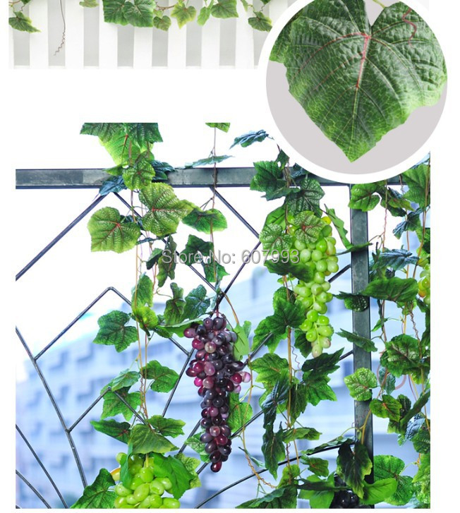 Buy high simulation faux grape vine for Buy grape vines for crafts