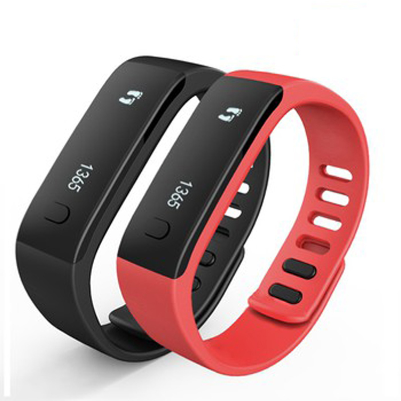 FashionComm L28C Dulife Smart Bracelet Bluetooth Wearable Wristband Sport Fitness Tracker Monitor Pedometer for iSO Android