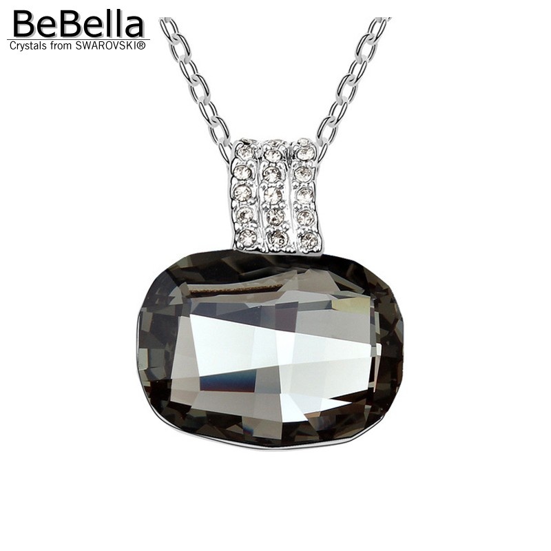 2015 gift for girlfriend! Crystal pendant necklace made with Swarovski Elements for Mother's Day gift(China (Mainland))