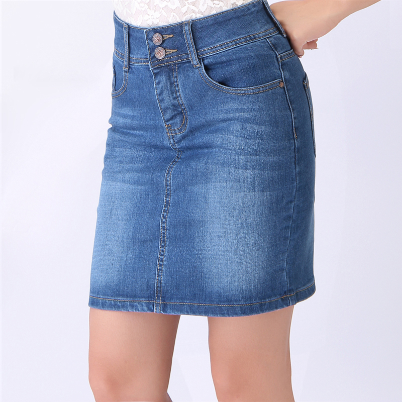 DENIM SKIRTS & DRESSES Jean skirts and denim dresses have become iconic rock 'n' roll staples in a woman's wardrobe. Made with the on-trend details women love—from rips and tears to vintage washes—Levi's® denim skirts and dresses come in a variety of silhouettes, whether the occasion calls for a polished pencil skirt or a.