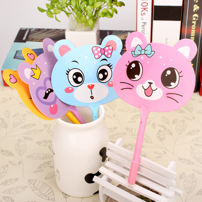 Cheap dinette ballpoint pen gift pen creative cartoon wholesale Korea creative stationery wholesale MF
