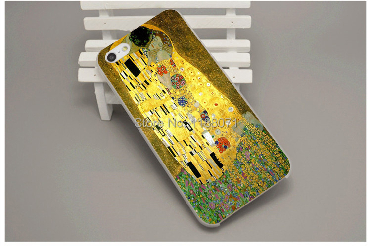 Чехол для для мобильных телефонов Other PC iphone 5 5s 5 G 5 The Kiss by Gustav Klimt-5s jane rogoyska gustav klimt