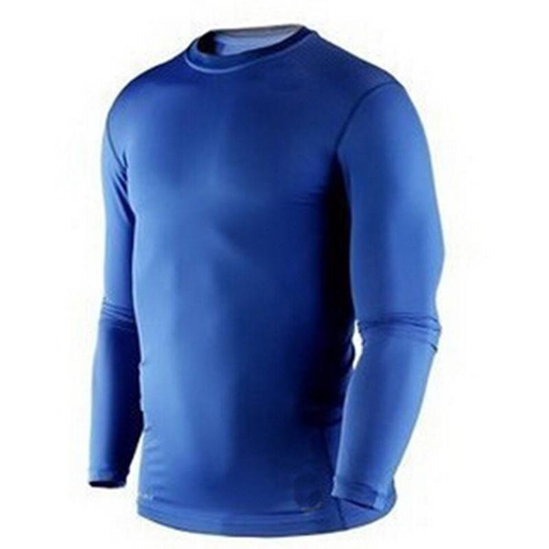 New Hiking Shirt Brand Jacket Basketball Jersey Outdoor Long Sleeve Quick Dry T shirt Men Clearance Free Shipping SR127-5(China (Mainland))