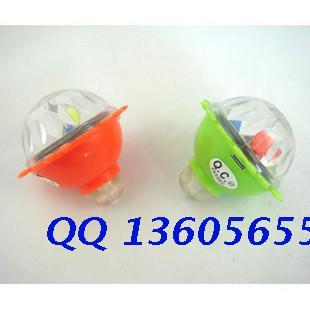 Colorful light emitting spinning top flash spinning top flash 42g