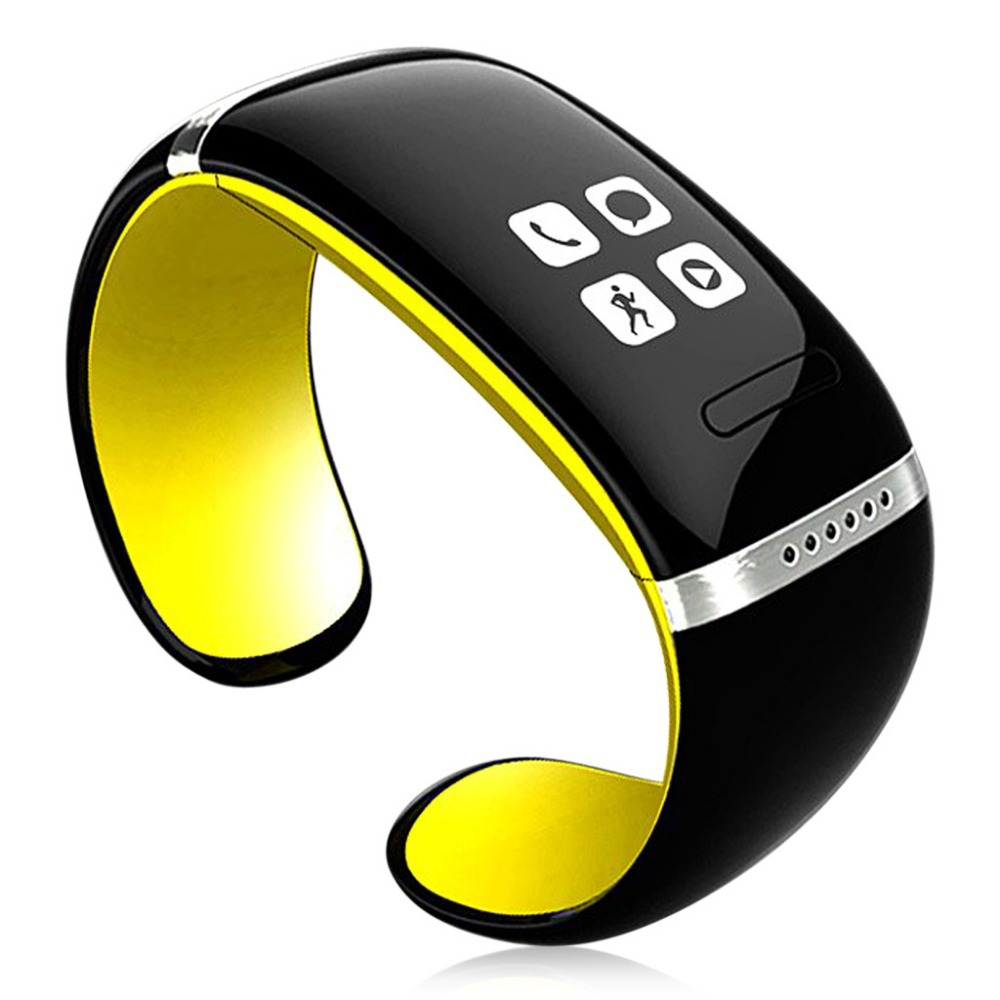 Hot-sale Bluetooth Smart Bracelet With Multi-functions Call ID Display/Answer/Dial/SMS Sync/Anti-lost + More Design For Android(China (Mainland))