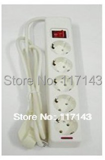 Device in Functioning European Extension Socket free shipping(China (Mainland))