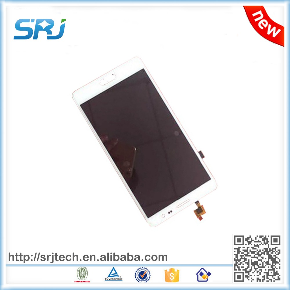 5.7 inch Original White For Elephone P8 LCD Display Touch Screen Digitizer Glass Sensor Replacement Parts Module Panel Assembly