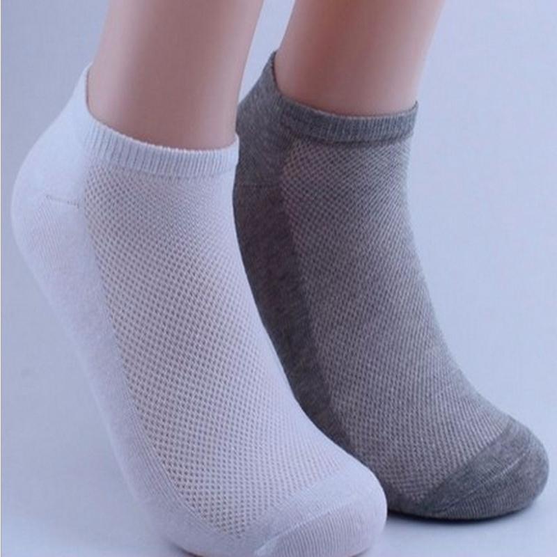 5pairs/Lot Short Opening Men's 3D Socks Pure Color Casual Football Sport Sock For Men 3 Colors Invisible Bamboo Running Socks(China (Mainland))