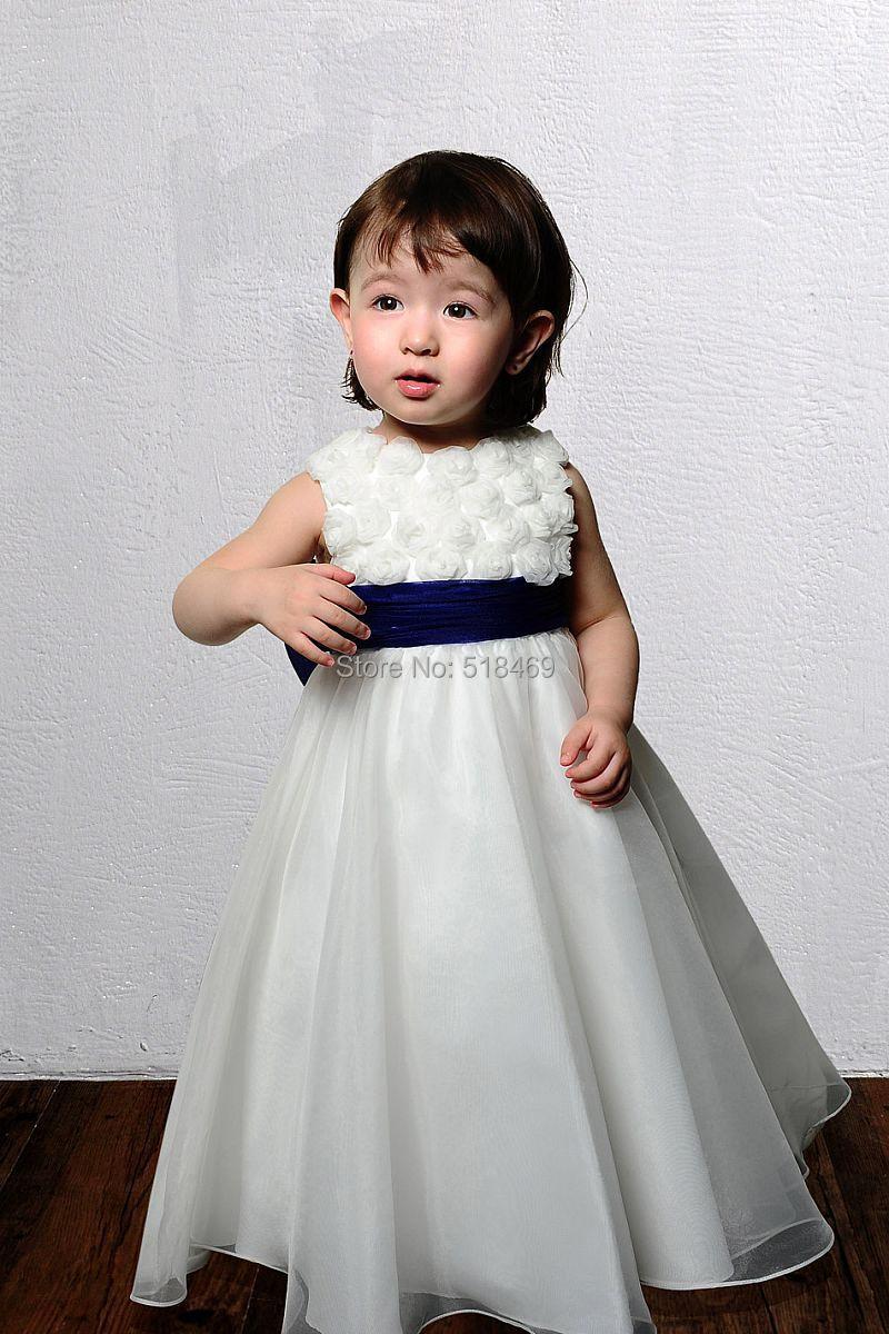 2014 fashion princess flower girl dresses for weddings for Baby dresses for weddings