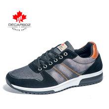 Erkek ayakkabıları 2019 moda Sneakers erkekler sonbahar dantel-up spor ayakkabı erkek marka eğitmenler rahat eğlence ayakkabı gündelik erkek ayakkabısı(China)