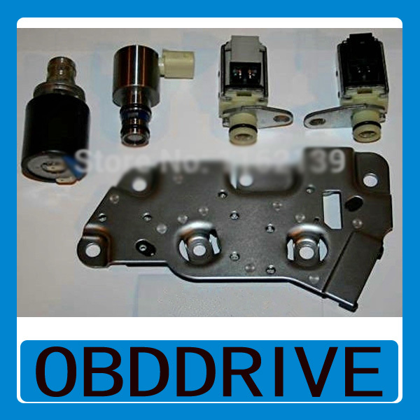 [OBD DRIVE]4L80E SOLENOID KIT FIT FOR G##M GOOD W-SPEED SENSORS 7 PC ALL BRAND NEW GOOD USED(China (Mainland))