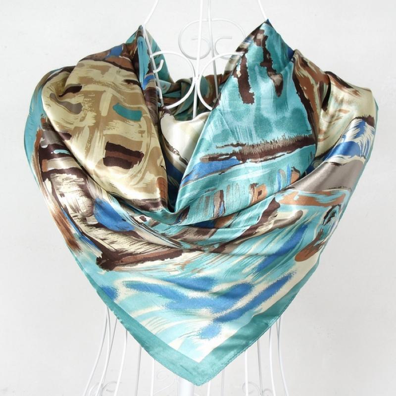 aliexpress buy 2015 new arrival blue silk
