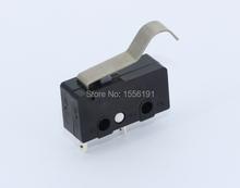 50 pcs/lot все предел переключатель 2pin N / on / C 5A250VAC KW11-3Z Mini микро-карты переключатель продаж