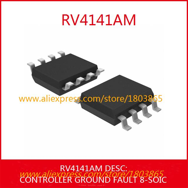 Free Shipping Hot Sale Smart Electronics Integrated Circuit RV4141AM CONTROLLER GROUND FAULT 8-SOIC 4141 RV4141 3pcs(China (Mainland))