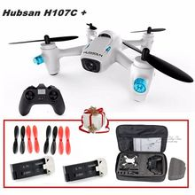 Free Shipping! Hubsan X4 Cam Plus H107C+ 2.4G 720P Cam RC Drone+Carrying Bag+2 Batteriy&Blades