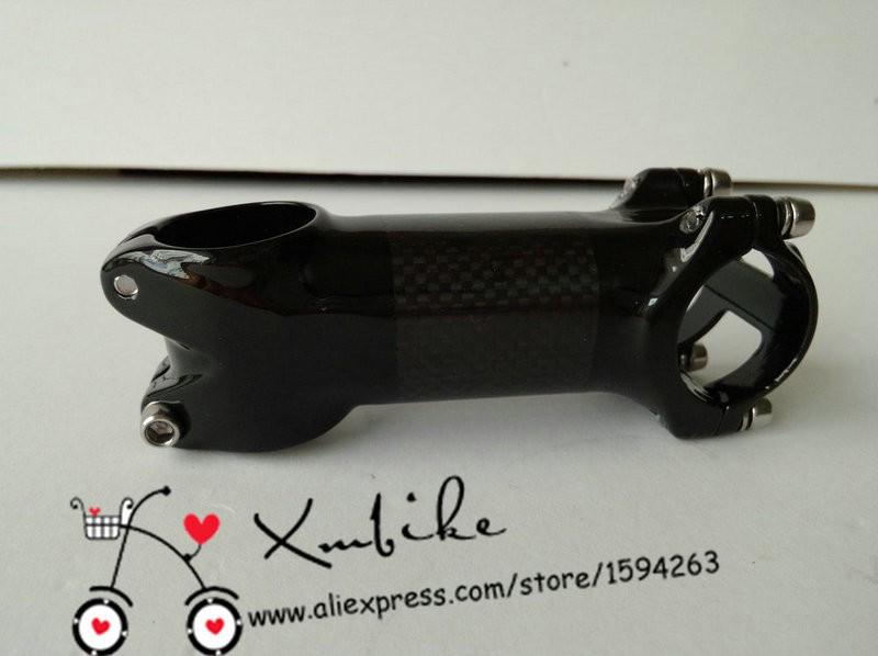 New carbon bicycle Handlebar carbon road handlebar seatpost stem top cap bike parts 400 420 440mm