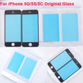 Original Outer Front Glass Lens Repair Replacement for iPhone 5 5s 5c genuine glass front cover