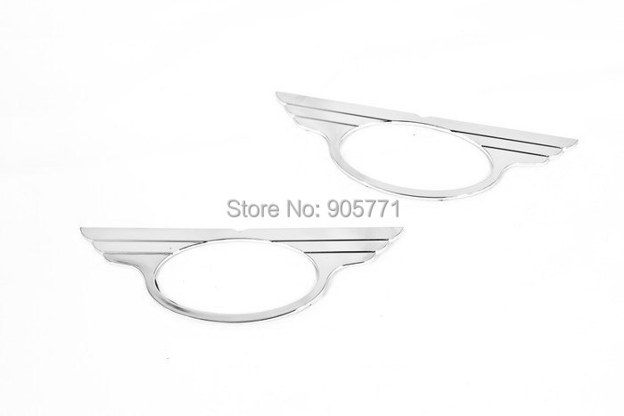 High Quality Chrome Side Marker Light Trim for Suzuki Swift 04-09 free shipping(Hong Kong)