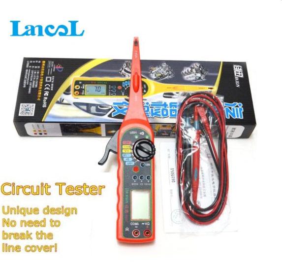 Automotive Car Circuit Tester/ Auto Circuit tester / Update Multimeter(China (Mainland))