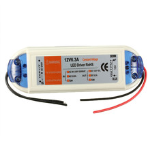 High Quality 12V 6.3A 72W 100V-240V Lighting for Transformers Safy Driver for LED Strip Power Supply LED Driver New Arrival(China (Mainland))