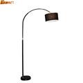 Modern Fishing Floor Lamp 110V 220V Modern Floor Lamps for Living Room Power Switch Button E27