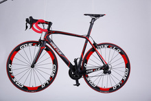 2015 costelo cento Complete Bike DIY Made 2015 New Carbon Bicycle Road bike complete ultegra groupset wheels handlebar saddle(China (Mainland))