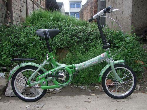Free Shipping Folding bicycle zxc 16 20 folding bike chromophous professional(China (Mainland))