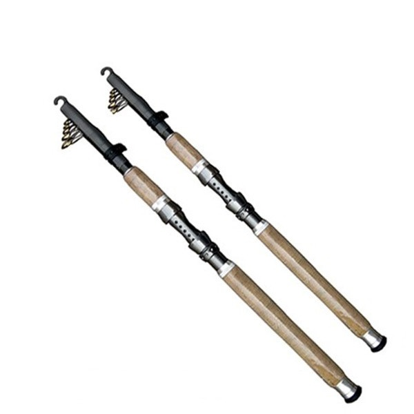 Japan New Mikado BEST Quality100% Carbon spinning telescopic fishing rods fishing pole with colorful guides 2.1m/2.4m/2.7m/3.6m(China (Mainland))