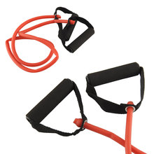 Resistance Band Slim Stretch Fitness Muscle Exercise Latex Tube For Workout Free shippingFree Shipping