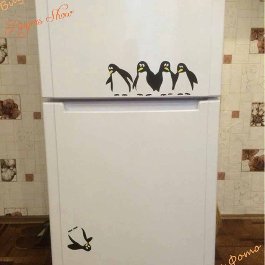 New Design Funny Kitchen Fridge Sticker Fridge Decals Dining Room