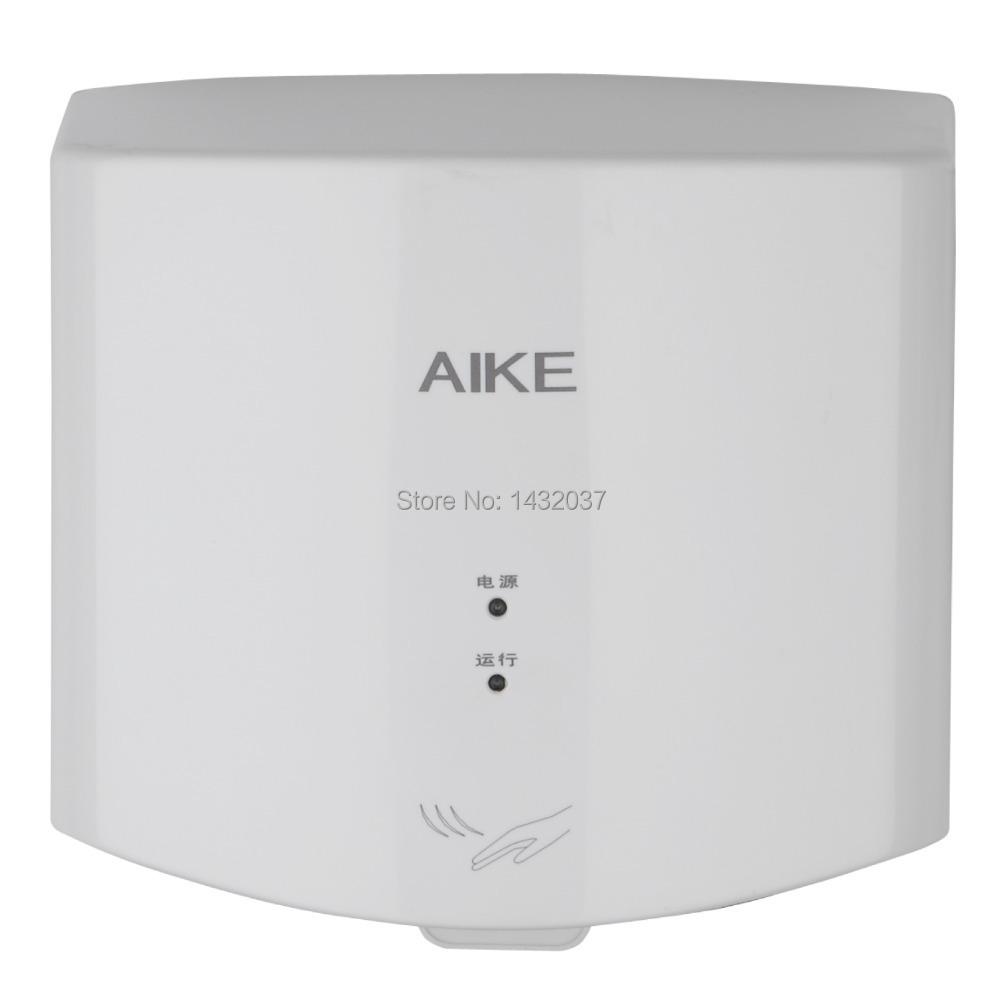 AIKE electric hand dryers electric hand dryers paypal airblade handdryer(China (Mainland))
