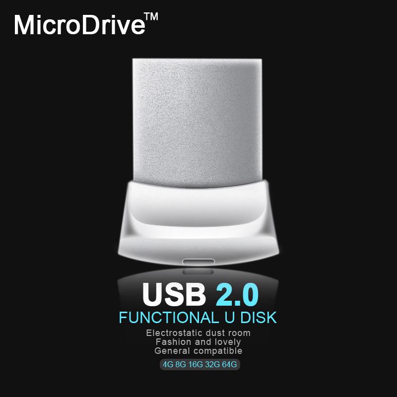 2016 New Arrival Small USB Flash Drive Disk 32G 64G Pen Drive Tiny Pendrive Memory Stick Storage Device U Disk Mini Flashdrive(China (Mainland))