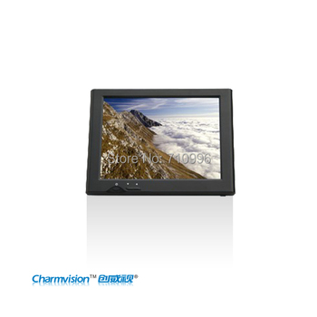"CHARMVISION M82U-T, 8"" TFT LCD USB Touch Screen Monitor, Not DC Power, Just USB Powered, Not VGA Input, Just USB Input"