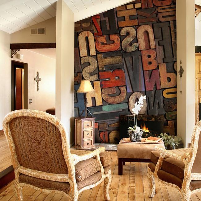 3d stereo bar ktv retro wallpaper personalized living room for Living room 6 letters