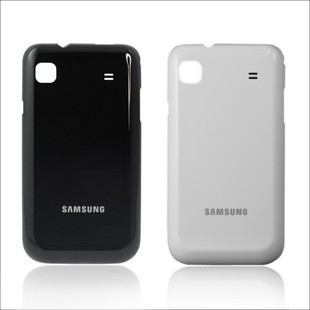 For samsung   i9003 cover shell i9003 original battery cover phone case