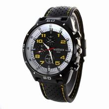 Genuino reloj reloj de los deportes círculos de moda