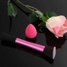 15 Colors Professional Maquiagem Makeup Set Concealer Contour Pallet Angled Comestics Brush Sponge Puff BHU2