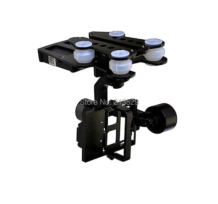 Walkera New Camera mount!G-3D Brushless Gimbal designed for iLook,iLook+,GoPro series cameras<br><br>Aliexpress