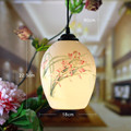 Pendant Lights Porcelain Art Pendant Lamp Fashion Counter Lamps Simple Home Cafe Bar Dining Room Lighting Decor