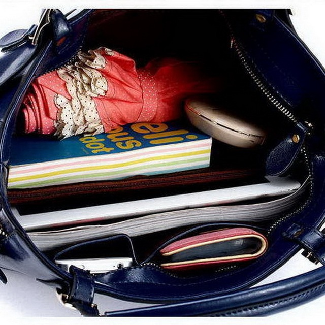 Patchwork Pattern Handbag