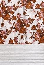 5x7ft Thin vinyl cloth photography costume wedding custom wood background for photo studio free shipping f-1242